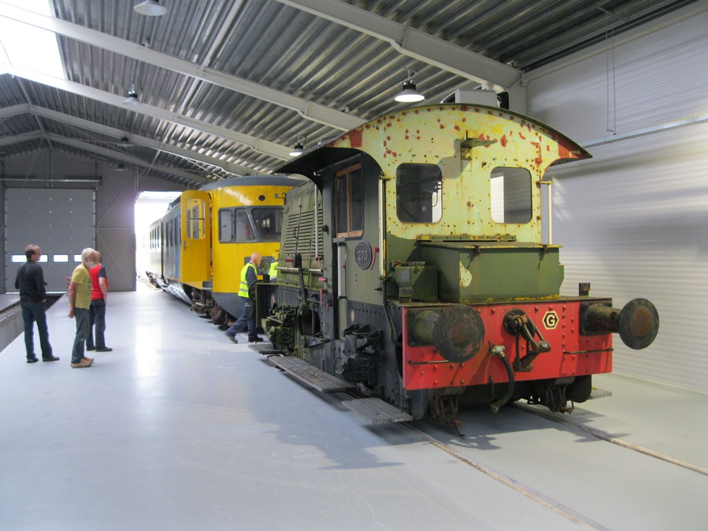 DE2 Transit Oost onderdak 3