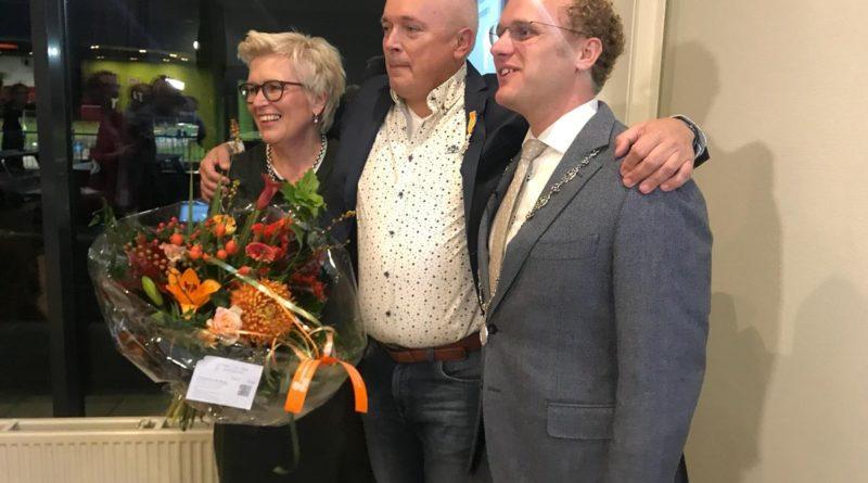 Jan Wilterdink ontvangt Koninklijke onderscheiding