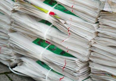 Tekort aan krantenbezorgers in Achterhoek